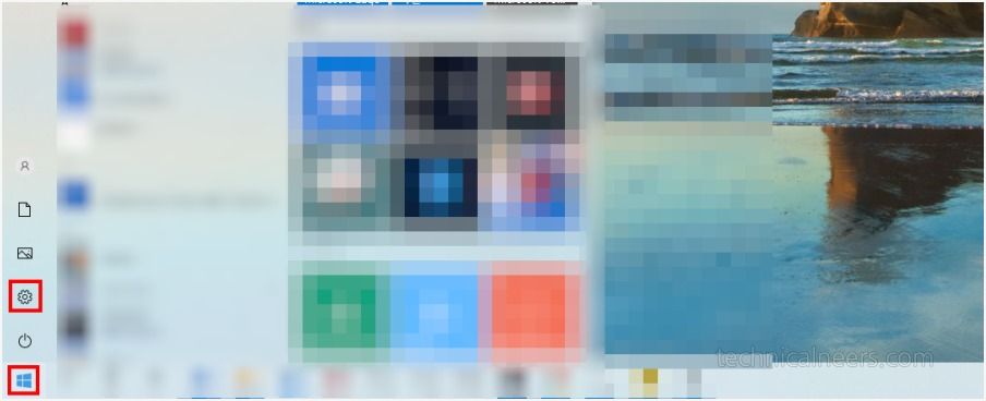 윈도우10 시작 프로그램 관리